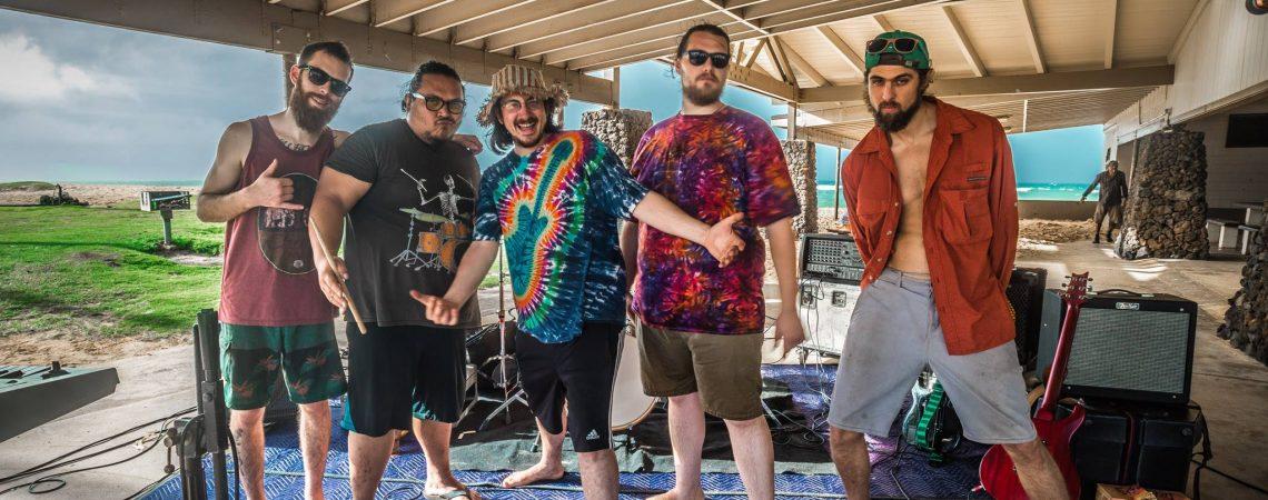 Zack, Davy, Zeke, Reign and Ryan